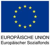 Gefördert durch das Ministerium für Arbeit, Soziales, Gesundheit, Frauen und Familie aus Mitteln des Europäischen Sozialfonds und des Landes Brandenburg.